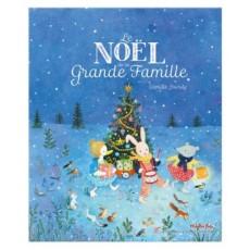Livre Le Noël de La Grande Famille - Moulin Roty