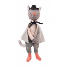 Peluche Poupée chat Le galant Il était une fois - Moulin Roty