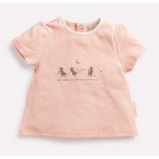 TEONIE T-Shirt souris Les Petits Habits Il était une fois printemps - été 2018 - Moulin Roty