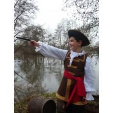 Chapeau Pirate - Farandole & Compagnie
