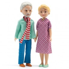 Figurines - Les Grands Parents - Djeco