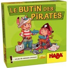 Le butin des pirates - Haba