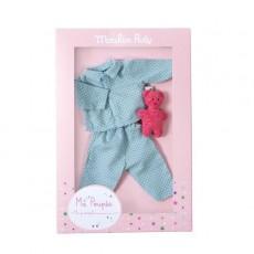 Panoplie pyjama Ma poupée - Moulin Roty