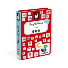 Magnéti'book Alphabet Français - Janod