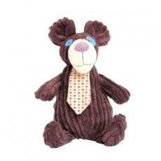 Peluche Mon 1er Gromos l'ours (23 cm) - Les Déglingos