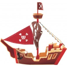 Bateau de pirate - Arty toys - Pirates - Djeco