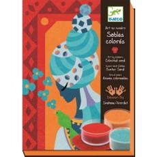 Sables colorés - Princesses bleues - Djeco Design by