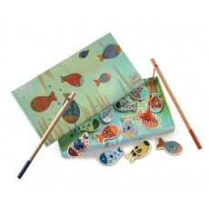 La pêche enchantée - Jeux magnétiques - Djeco