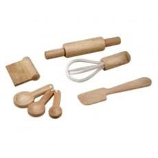 Set d'ustensiles de cuisine - Plan Toys