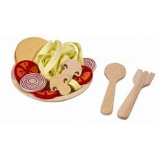 Assiette de Spaghettis - Plan Toys