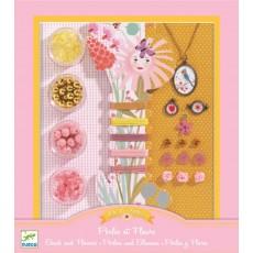 Oh! Les perles - Perles et fleurs - Djeco Design by