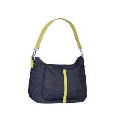Sac à langer Green Label Shoulder Bleu Denim - Lässig