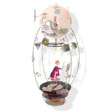 Mobile La virtuose - Les Schlumpeters - L'Oiseau Bateau