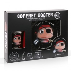 Coffret Goûter Pirate - Quand je serai grand(e) par Isabelle Kessedjan