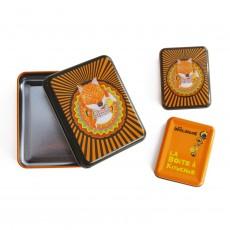 Boîte à Bon-points en métal kitchos - Les Déglingos