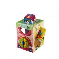 Robobox, cubes à formes - Lilliputiens
