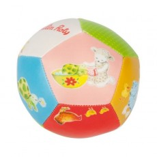 Ballon souple La grande famille -  Moulin Roty
