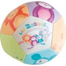 Ballon souple Les Zazous -  Moulin Roty