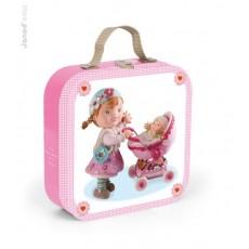 Puzzles Lilou joue à la poupée - Janod