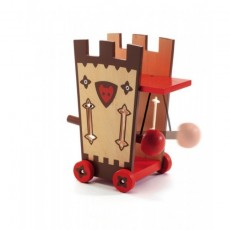 Darius & Ze attack tower - Arty toys - Chevalier - Djeco