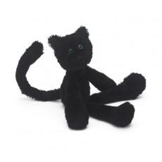 Peluche chat noir Casper Cat - Jellycat