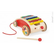 Xylo Roller Rouge Tatoo - Janod