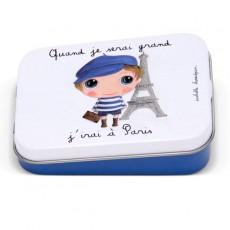 Boîte à Bon Points Paris Gars - Quand je serai grand(e) par Isabelle Kessedjan