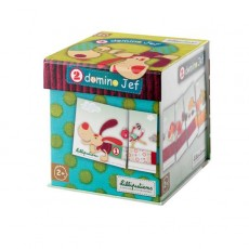 Jef 2 Dominos - Lilliputiens