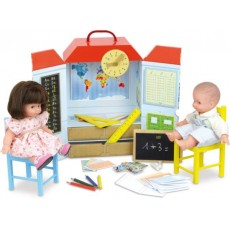 La petite école en valise - Vilac