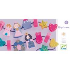 18 Perles - Princesses - Djeco