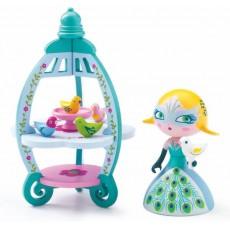 Arty Toys - Colomba & Ze Birdhouse - Djeco