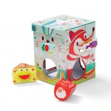 Boîte à formes - Crunch Box - Lilliputiens