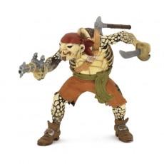 Fgurine pirate mutant tortue - Papo