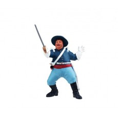 Figurine Sergent Garcia - Papo