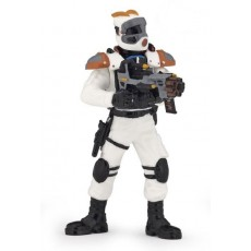 Figurine Sky warrior - Galactic Adventures - Papo
