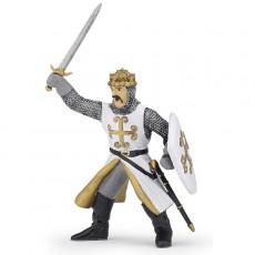 Figurine chevalier cotte de maille - Papo