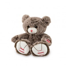 Rouge Kaloo - Peluche ours cacao 19 cm - Kaloo