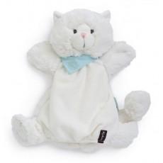 Les Amis - Doudou marionnette Coco le chaton - Kaloo