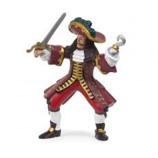 Figurine Capitaine pirate - Papo