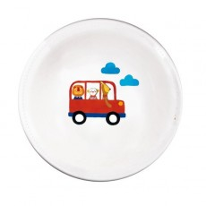 Bol Bus en porcelaine - Moulin Roty