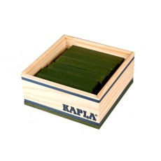 CARRE 40 Vert - Kapla