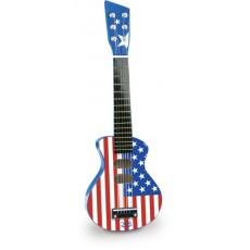 Guitare Rock Union Jack - Vilac
