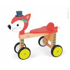 Porteur renard - Baby Forest - Janod