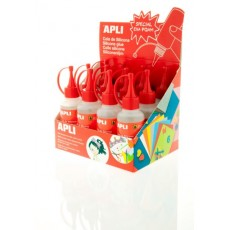 Colle silicone 100 ml - APLI Kids