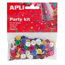 Sachet de confettis sequins - APLI Kids