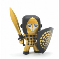 Golden Knight - Arty Toys - Chevalier - Djeco