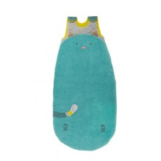 Gigoteuse 90/110 cm chat bleu Les Pachats - Moulin Roty