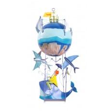Mobile Gros Z'Enorme - Baleine - L'Oiseau Bateau