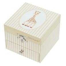 Coffret Musique Cube Sophie la Girafe - Trousselier
