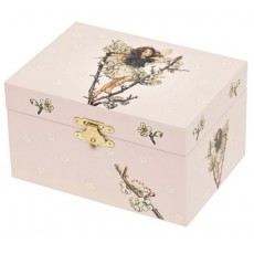 Coffret Musical Fée Cerisier - Flower Fairies - trousselier